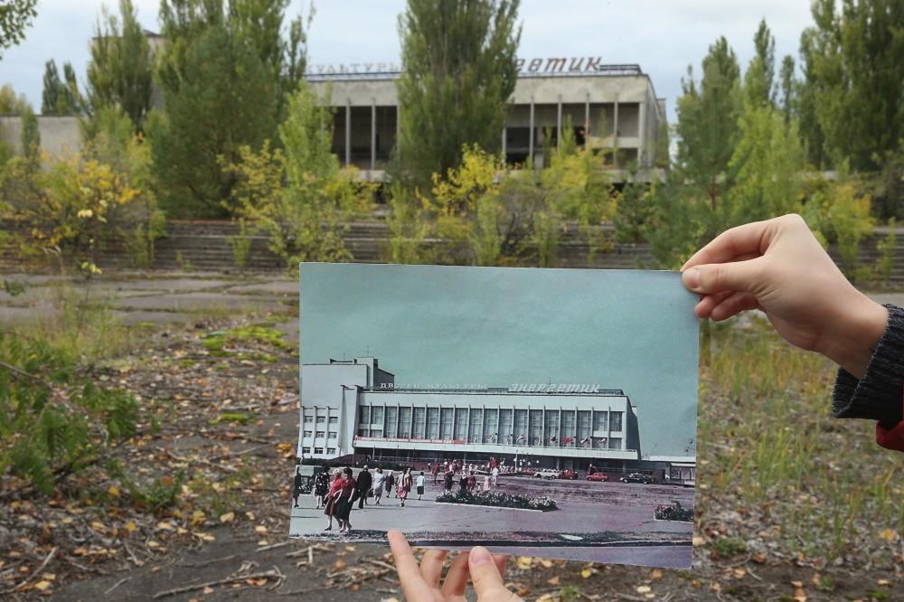 Από τον κορωνοϊό στο… Τσερνόμπιλ εν μέσω ποδοσφαίρου