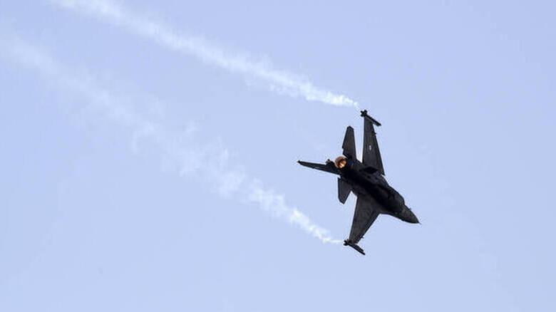 Τουρκικά F-16 πέταξαν πάνω από τον Εβρο  (video)
