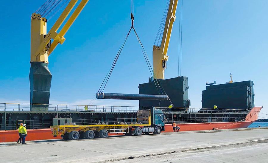 «Τρέχουν» οι διαδικασίες για τον αγωγό IGB στο λιμάνι Αλεξανδρούπολης