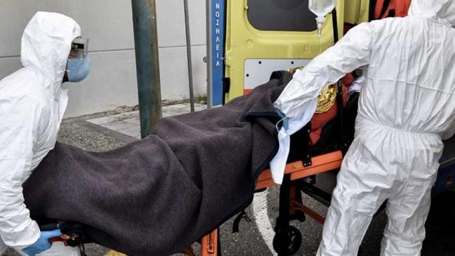 Στους τρεις οι νεκροί από τον κορωνοϊό στην Ελλάδα