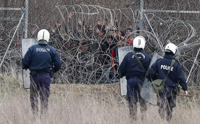 Στον βόρειο Έβρο Υπουργός Προστασίας του Πολίτη και ο επικεφαλής της Frontex