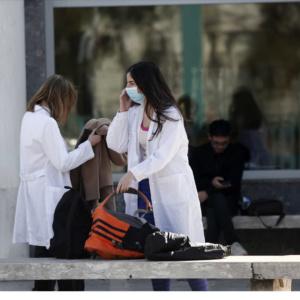 13 οι νοσηλευόμενοι με covid-19 ασθενείς στο Νοσοκομείο της Αλεξανδρούπολης