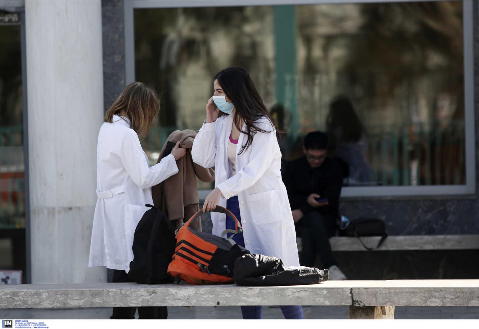 Κορωνοϊός: Στα 464 τα κρούσματα στην Ελλάδα, 46 τα νέα