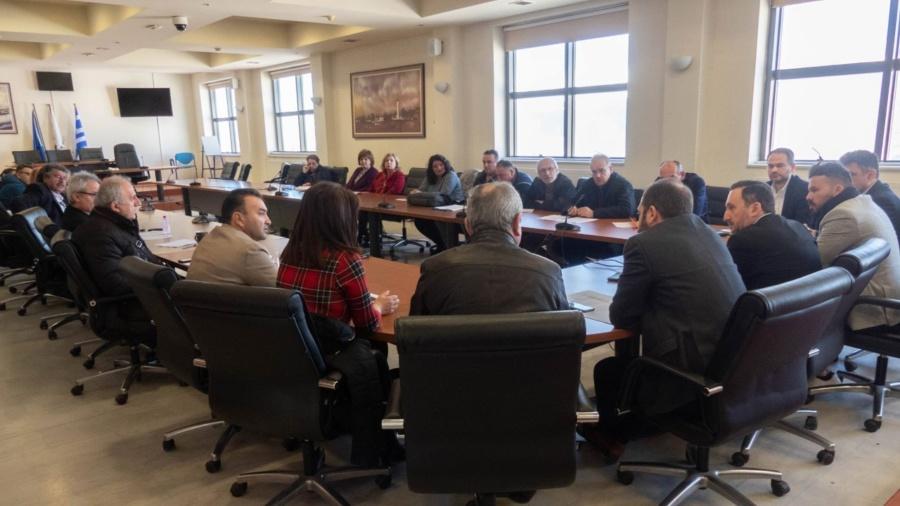 Νέα μέτρα στον Δήμο Αλεξανδρούπολης σε έκτακτη σύσκεψη για την αντιμετώπιση της πανδημίας