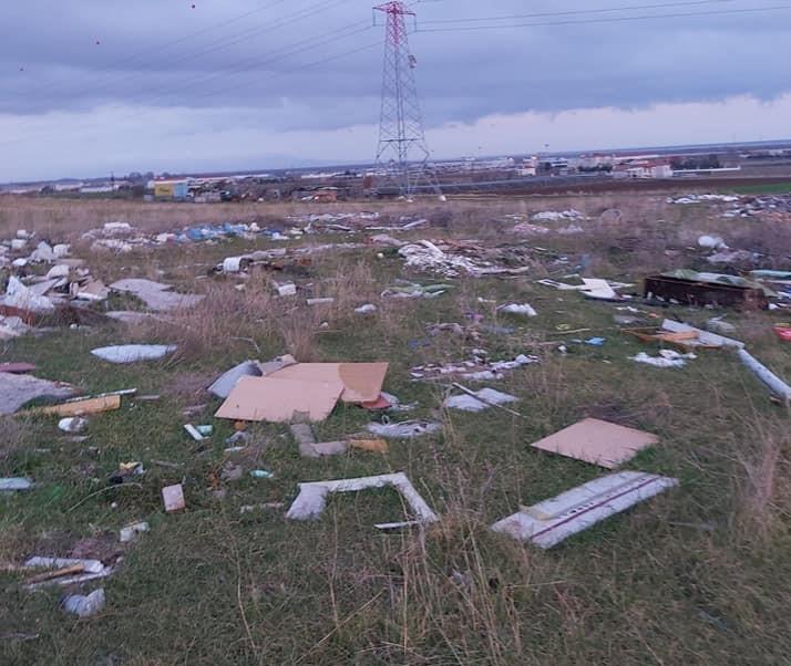 Αλεξανδρούπολη: Αυτοσχέδιες χωματερές-εστίες μόλυνσης εν μέσω πανδημίας