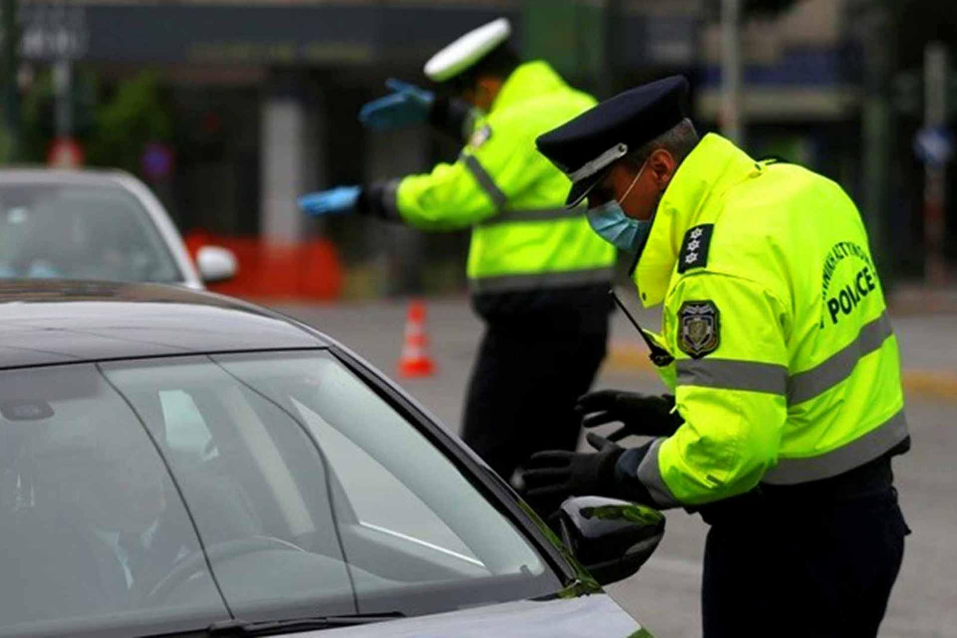 Απαγόρευση κυκλοφορίας: Παρά την κακοκαιρία 40 πρόστιμα χθες στην ΑΜΘ