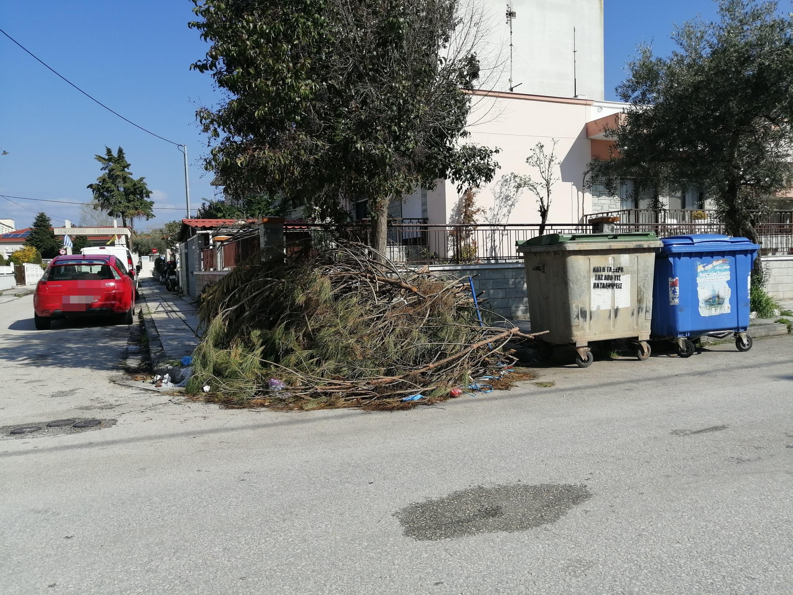 Καθημερινή και δύσκολη η «μάχη» με την καθαριότητα στην Αλεξανδρούπολη