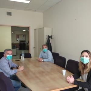 Επισκέψεις πραγματοποίησε η Βουλευτής Έβρου του ΣΥΡΙΖΑ Νατάσα Γκαρά σε μονάδες υγείας του Έβρου