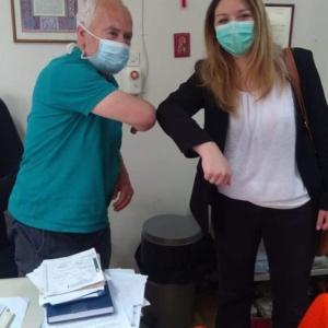 Ν. Γκαρά επίσκεψη σε δομές υγείας Έβρος4