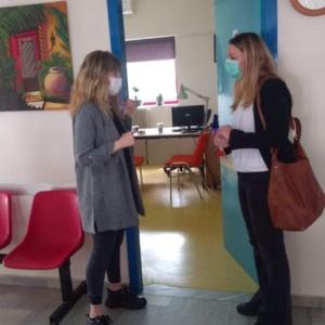 Ν. Γκαρά επίσκεψη σε δομές υγείας Έβρος5