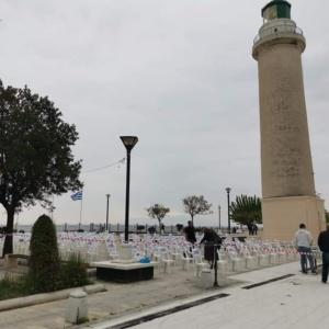 Διαμαρτυρία υπό βροχή για την εστίαση στον Έβρο (photos)