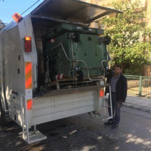 Ξεκίνησαν οι πλύσεις και απολυμάνσεις κάδων στο Δήμο Αλεξανδρούπολης (video)