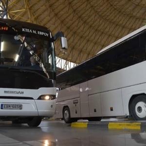 Πάνω από 80% η μείωση στην επιβατική κίνηση του ΚΤΕΛ Έβρου