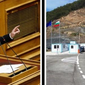 Χαρίτου: Ο σταθμός Νυμφαίας αποτελεί τον κόμβο διέλευσης εκατομμυρίων επισκεπτών από τις Βαλκανικές Χώρες