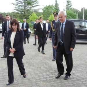 Η Πρόεδρος της Δημοκρατίας στοΔημοκρίτειο Πανεπιστήμιο: Κομβικής σημασίας για τη Θράκη η παρουσία του