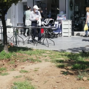 Ζωντάνεψε και πάλι το κέντρο της Αλεξανδρούπολης