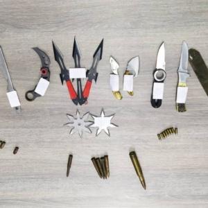 Συνελήφθη στην Ορεστιάδα για κατοχή όπλων και ναρκωτικών