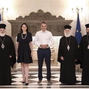 Στην Πρόεδρο της Δημοκρατίας και τον Πρωθυπουργό Μητροπολίτες της Θράκης