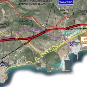 Κατσιμίγας: Καταστροφική για την ανάπτυξη της ΑΜ-Θ η προτεινόμενη σιδηροδρομική χάραξη