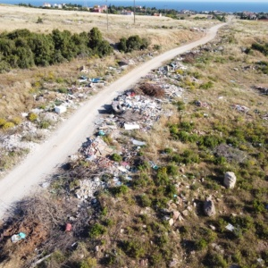 Ανάγκη για άμεση αποκατάσταση της περιοχής του παλιού πεδίου βολής της Χηλής (photos)