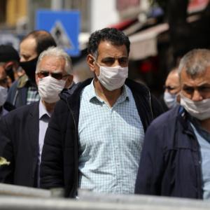 Κορωνοϊός: Ξεπέρασαν τους 5.000 οι θάνατοι στην Τουρκία