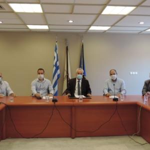 Σύμβαση για έργο υπαίθριας αναψυχής στην Πανεπιστημιούπολη Κομοτηνής