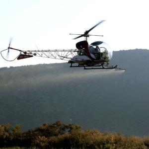 Από τον Δήμο Αλεξανδρούπολης ξεκινούν αύριο οι αεροψεκασμοί για τα κουνούπια