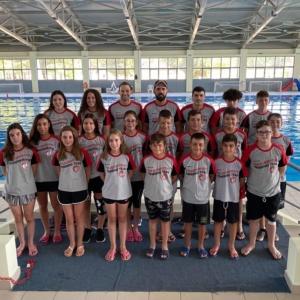 Με 18 κολυμβητές-τριες ο Ο.Φ.Θ.Α. στο Πανελλήνιο Πρωτάθλημα Κατηγοριών Τεχνικής Κολύμβησης