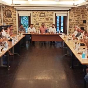 Βασίλης Μαυρίδης: «Θα πρέπει να υπάρξουν μέτρα και ειδικές πολιτικές από το κράτος για τη Σαμοθράκη»