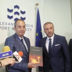 Πλακιωτάκης: «Δεν μιλάμε για κανένα ξεπούλημα του λιμανιού της Αλεξανδρούπολης»
