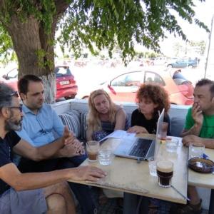Ενημέρωση Δερμεντζόπουλου για τις ενστάσεις της κοινωνίας της Σαμοθράκης για τα γιγάντια αιολικά