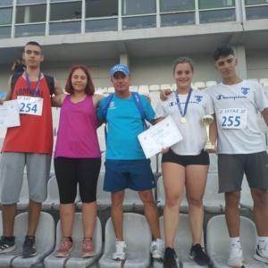 Στίβος: 8 μετάλλια για τον Εθνικό στο Πανελλήνιο, εντυπωσίασαν οι ρίπτες