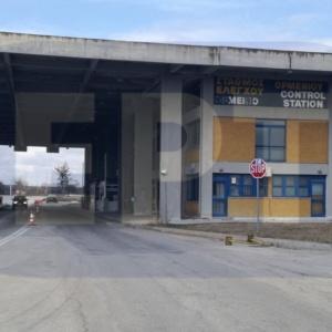 Ερμητικά κλειστά τα τελωνεία Ορμενίου και Κυπρίνου