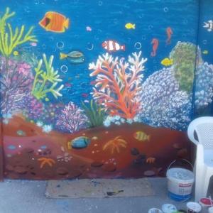 Γέμισαν χρώματα οι παιδικές κατασκηνώσεις του Δήμου Αλεξανδρούπολης