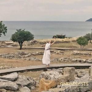 «ΑΝΑΜΝESIS» διαδραστική παράσταση χορού, μουσικής και λόγου στον αρχαιολογικό χώρο της Ζώνης