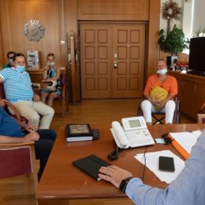 Στο επίκεντρο συνάντησης οι δράσεις του Δήμου Αλεξανδρούποληςγια τη βελτίωση της καθημερινότητας των ΑμΕΑ