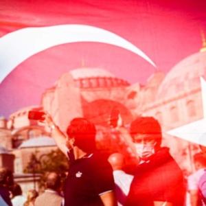 Η Αγία Σοφία και η «καταστροφική μανία» Ερντογάν