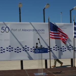 Επιτροπή Ειρήνης: Το λιμάνι Αλεξανδρούπολης μετατρέπεται σε ορμητήριο πολέμου