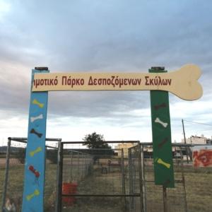 Εικόνα εγκατάλειψης παρουσιάζει το μοναδικό πάρκο σκύλων του Δήμου Αλεξανδρούπολης