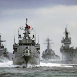 Πληροφορίες για σταδιακή απόσυρση τουρκικών πολεμικών από το NA Αιγαίο