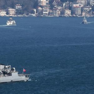 Αποκλιμάκωση της έντασης - Στα τουρκικά ύδατα τα πολεμικά πλοία του Ερντογάν