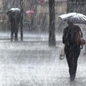 """Βροχές και καταιγίδες φέρνει η κακοκαιρία """"Θάλεια"""""""