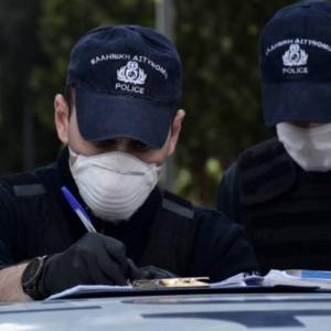 ΑΜΘ: Με αμείωτη ένταση έλεγχοι και πρόστιμα για μάσκα