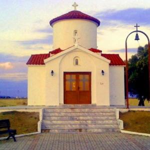 Αλεξανδρούπολη: Γιορτάζει το εκκλησάκι του Αγίου Εύπλου