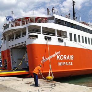 Η Ζάντε Ferries στη Σαμοθράκη για ένα ακόμη έτος