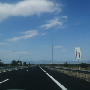 Στην κυκλοφορία ο ολοκαίνουριος δρόμος Μέστη - Κομοτηνή