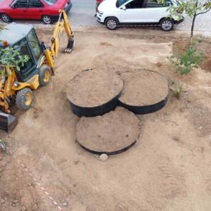 Αλεξανδρούπολη: Αποκτά ξανά ζωή το παρκάκι της Κίου