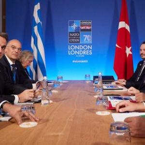 Στο ίδιο τραπέζι Ελλάδα-Τουρκία