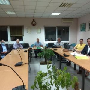 Συνάντηση της «ΑΝΑΣΑ» με το Τοπικό Συμβούλιο Φερών