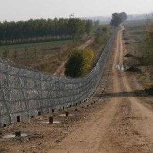 Ξεκινάει η κατασκευή του φράκτη στον Εβρο, θα έχει μήκος 38 χιλιομέτρων